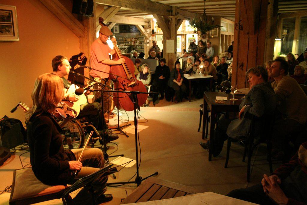 Konzert im Speichercafé
