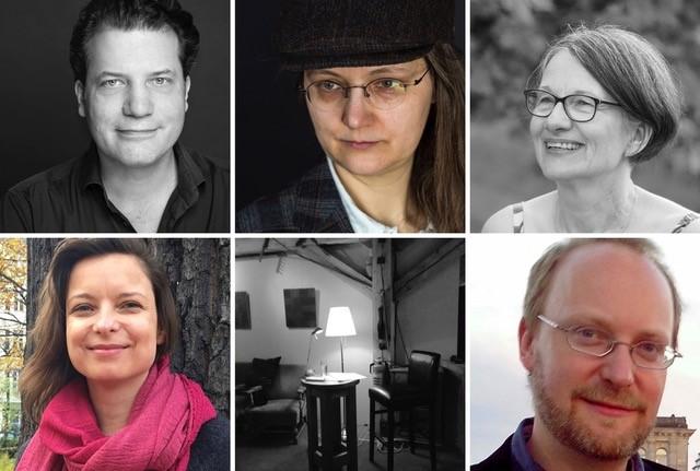 Werkstattlesung mit der Gesellschaft für neue Literatur am 11.9.2020