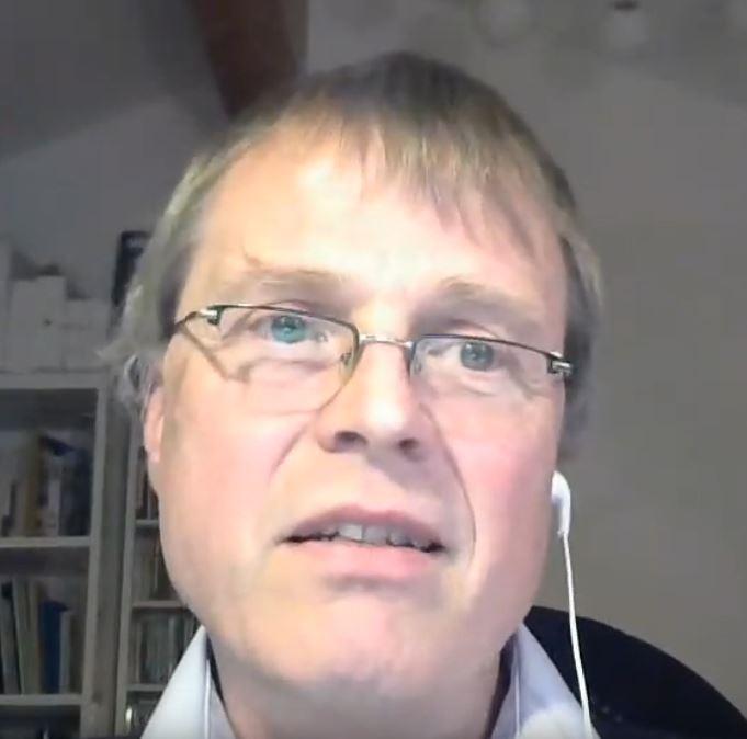 Prof. Gunnar Lischeid im Online-Filmtalk